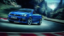 First details of the new Golf R Cabriolet are revealed