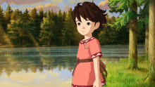 Swedish World Premiere for Gorō Miyazaki's Ronja, the Robber's Daughter
