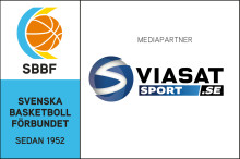 Basketligan sänds live på viasatsport.se