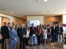 Entscheider-Reise 2018: Die Besichtigung der Kliniken und der Health Care Systeme bieten einen strategischen Blick über den Tellerrand