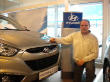 Sigmund Aasen AS velger Hyundai