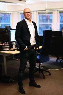 Joel Hörnqvist blir ny VD för Tempus