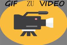 8 hilfreiche Konverter von Gif zu Video auf Computer oder Handy