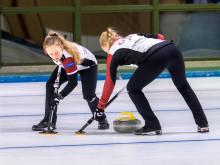 Curling Elitserien damer och herrar: Grundserien avslutad. Slutspelet startar idag söndag kl 09:00
