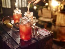 Fem romantiska drinkar för onsdagens alla hjärtan