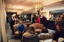 Varbergs Kurort bjöd in  till stämningsfull julmarknad