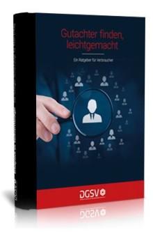 Gutachter E-Book als Wegweiser für Verbraucher