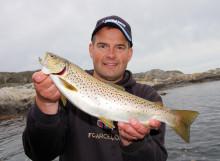 Nya regler för fiske efter lax och öring på västkusten