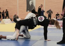 SPORTS STARS OF THE FUTURE CLAIM GLORY AT THE  ENGLISH OPEN BRAZILIAN JIU JITSU CHAMPIONSHIPS IN DARTFORD