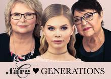 Vi välkomnar sminkälskare i alla åldrar!