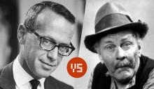 """Föreläsning 4/3: Harry Schein och """"kriget"""" mot Åsa-Nisse"""