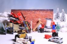 """""""Snowkarma"""": Beim interaktiven Weihnachts-Trickfilm von Ford können Zuschauer die Handlung selbst bestimmen"""