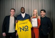 Volvo och Fotbollförbundet söker ny Number 10-stipendiat