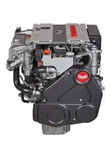 YANMAR - Cannes: YANMAR Launches new Mid-Range Engines at Cannes 2017
