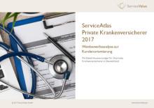 Private Krankenversicherer auf dem Kundenprüfstand