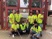 Ett renare Svalöv med hjälp av Nova stödboende/UngKraft