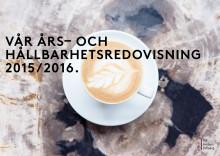 Års- och hållbarhetsredovisning 2015/2016