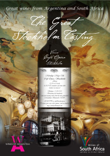 Inbjudan till the Great Taste of Stockholm (WOSA & WoA)