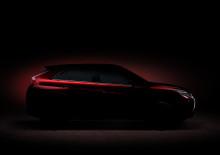 Smugkig på helt ny SUV fra Mitsubishi.  Verdenspremiere på Geneve Motorshow