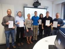 9. Fortbildungslehrgang zum IT-Sicherheitsbeauftragten im Trainingszentrum der TH Wildau erfolgreich abgeschlossen