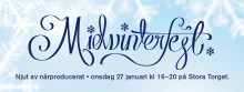 Midvinterfest och Matvandring i Nyköping
