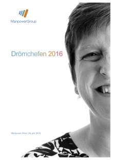 Drömchefen 2016