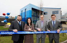 AkzoNobel opens ground-breaking R&D innovation campus in Felling