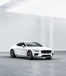 Volvo Cars och Geely Holding investerar 5 miljarder RMB i utvecklingen av Polestar