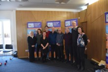 Sporting Memories event in North Glasgow helps tackle Dementia, Depression and Loneliness