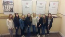 Kungstensgymnasiet tävlar i Europeiska ungdomsparlamentets rollspel