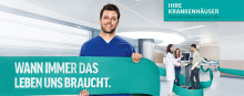 Krankenhaus-Management unterstützt DKG-Kampagne