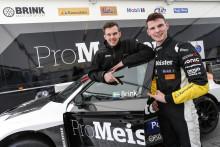 Brink is back – från RallyX till STCC