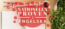 Så förbereder du dig för nationella prov i engelska 2017