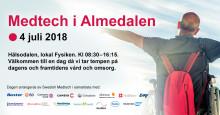 SAP på Swedish MedTech i Almedalen 2018