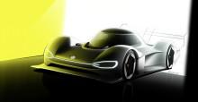 Volkswagen vil sætte ny omgangsrekord for elbiler på den legendariske Nürburgring