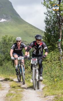 Stort intresse för Fjällturen - Sveriges vackraste MTB-lopp 19 juli