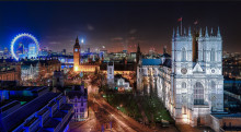Win a VIP Trip to London plus a Share of €30,000 with Lucky Win Slots Casino