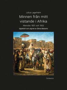 Minnen från mitt vistande i Afrika. Ny bok!