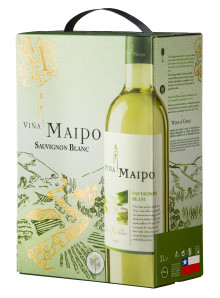 Nyhet! Viña Maipo Sauvignon Blanc på box