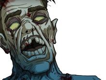 Vann stort på Zombies