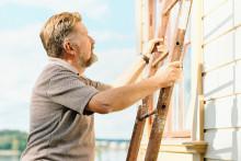 Hälften av alla svenskar planerar byggprojekt i sommar