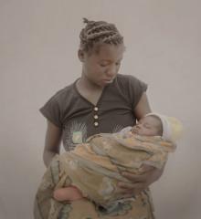 #childmothers – om barn som föder barn.  Välkommen till seminarium och utställning.