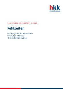 hkk-Fehlzeitenreport 2016