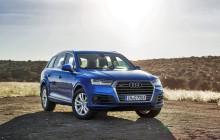 Stark säljstart för Nya Audi Q7