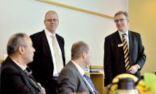 Israel lär av Locum och Schneider Electric i Stockholm