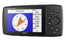 Legenden är tillbaka:  Garmin® GPSMAP 276Cx är navigatorn för all slags terräng