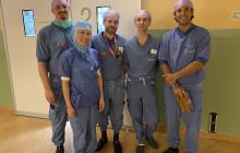 Alternativ operationsmetod gör att unga klaffopererade kan slippa blodförtunnande