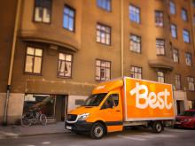 Best Transport firar framgångsrikt första år i Danmark