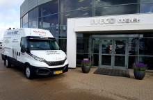 Helt ny IVECO Daily stempler ind hos sjællandsk servicevirksomhed