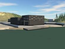 Peab bygger stort lager for Statnett i Skien